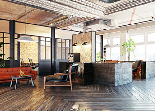 事務所・店舗リフォーム工事 施工内容例