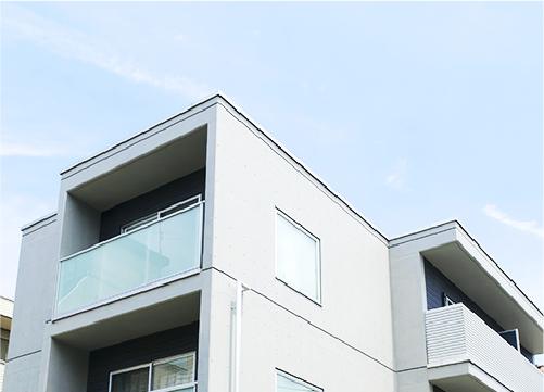 マンション・アパート修繕工事 施工内容例
