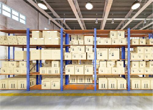 工場・倉庫工事 施工内容例