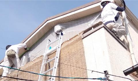 台風被害修理・トラブル対応