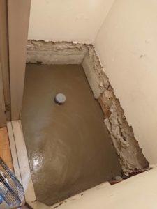 トイレ改修工事の工程③