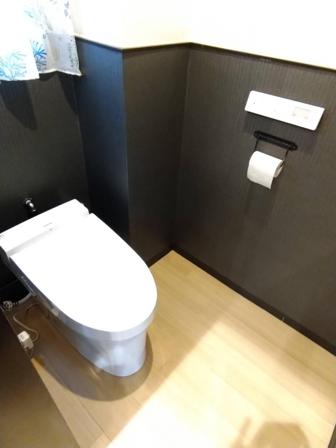 トイレ改修後(洋式)